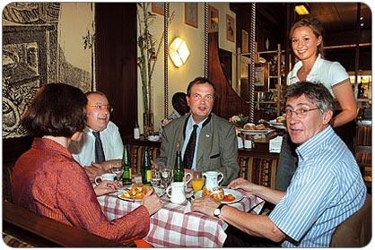 Cafe Konditorei Fercher Wien